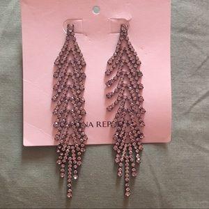 c7de2bb8e Banana Republic Jewelry - NWT Banana Republic Silver Chandelier Drop Earring